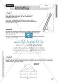 Geometrie an Stationen: Konstruktionen Preview 8