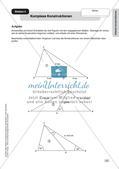 Geometrie an Stationen: Konstruktionen Preview 9