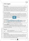 Text- und Leseübungen zu Krimis - Klasse 9 Preview 3