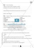 Text- und Leseübungen zu Krimis - Klasse 9 Preview 4