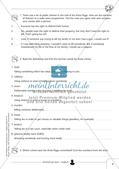 Text- und Leseübungen zu Krimis - Klasse 9 Preview 8