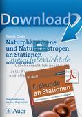 Naturphänomene und Naturkatastrophen an Stationen: Wind und Wetter Preview 1