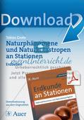 Naturphänomene und Naturkatastrophen an Stationen: Erdbeben Preview 1