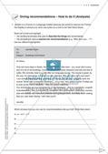 Schreibkompetenz-Training: Writing recommendations Preview 4