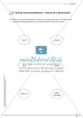 Schreibkompetenz-Training: Writing recommendations Preview 6