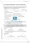 Schreibkompetenz-Training: Writing recommendations Preview 7