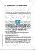 Schreibkompetenz-Training: Writing summaries Preview 4