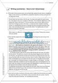Schreibkompetenz-Training: Writing summaries Preview 7