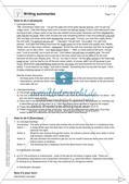 Schreibkompetenz-Training: Writing summaries Preview 9