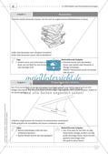 Fermi-Aufgaben - Ähnlichkeiten und Dreiecksberechnungen Preview 10