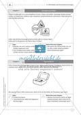 Fermi-Aufgaben - Ähnlichkeiten und Dreiecksberechnungen Preview 11