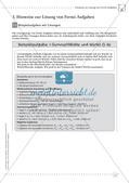 Fermi-Aufgaben - Ähnlichkeiten und Dreiecksberechnungen Preview 20