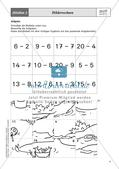 Mathe an Stationen - Inklusion: Subtraktion Preview 6