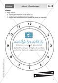 Mathe an Stationen - Inklusion: Größen und Sachrechnen Preview 4