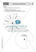 Mathe an Stationen - Inklusion: Größen und Sachrechnen Preview 9