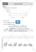 Mathe an Stationen - Inklusion: Orientierung im Raum Preview 4