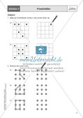 Mathe an Stationen - Inklusion: Orientierung im Raum Preview 5