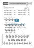 Mathe an Stationen - Inklusion: Addition und Subtraktion Preview 10