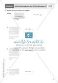 Mathe an Stationen - Inklusion: Addition und Subtraktion Preview 7