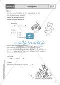Mathe an Stationen - Inklusion: Addition und Subtraktion Preview 8