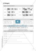 Mathe an Stationen - Inklusion: Größen und Sachrechnen Preview 11