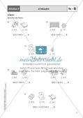 Mathe an Stationen - Inklusion: Größen und Sachrechnen Preview 5