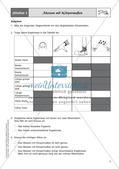 Mathe an Stationen - Inklusion: Längen Preview 5