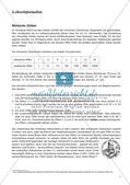 Mathe an Stationen - Inklusion: Römische Zahlen Preview 3
