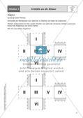 Mathe an Stationen - Inklusion: Römische Zahlen Preview 7