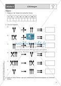Mathe an Stationen - Inklusion: Römische Zahlen Preview 8