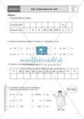 Mathe an Stationen - Inklusion: Römische Zahlen Preview 9