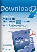 Mathe an Stationen - Inklusion: Die vier Grundrechenarten Preview 1