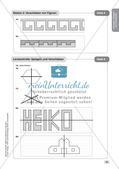 Mathe an Stationen - Inklusion: Spiegeln und Verschieben Preview 11