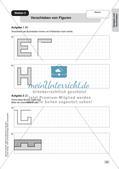 Mathe an Stationen - Inklusion: Spiegeln und Verschieben Preview 7
