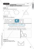 Mathe an Stationen - Inklusion: Spiegeln und Verschieben Preview 8