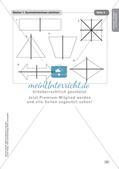 Mathe an Stationen - Inklusion: Spiegeln und Verschieben Preview 9