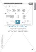Mathe an Stationen - Inklusion: Einführung in die Bruchrechnung Preview 13
