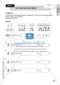 Mathe an Stationen - Inklusion: Mit Brüchen rechnen Preview 4