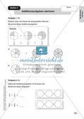 Mathe an Stationen - Inklusion: Mit Brüchen rechnen Preview 7
