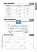 Mathe an Stationen - Inklusion: Dezimalbrüche Preview 10