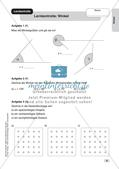 Mathe an Stationen - Inklusion: Winkel Preview 11