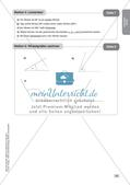 Mathe an Stationen - Inklusion: Winkel Preview 13