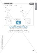 Mathe an Stationen - Inklusion: Winkel Preview 14