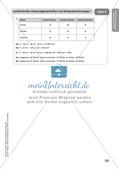 Mathe an Stationen - Inklusion: Körpereigenschaften und Körperberechnungen Preview 14
