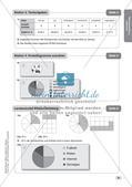 Mathe an Stationen - Inklusion: Prozentrechnung Preview 10