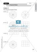Mathe an Stationen - Inklusion: Prozentrechnung Preview 4