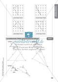 Mathe an Stationen - Inklusion: Winkel und Dreieckskonstruktionen Preview 12