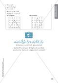 Mathe an Stationen - Inklusion: Winkel und Dreieckskonstruktionen Preview 13