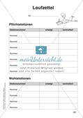 Mathe an Stationen - Inklusion: Winkel und Dreieckskonstruktionen Preview 4