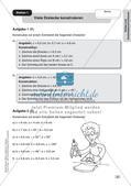 Mathe an Stationen - Inklusion: Winkel und Dreieckskonstruktionen Preview 5